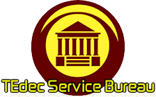 TEdec Service Bureau